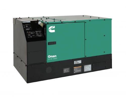 Cummins Onan Quiet Diesel Series Rv Generator Qd 12500 12 5hdkcb 11506 Power Generation Service